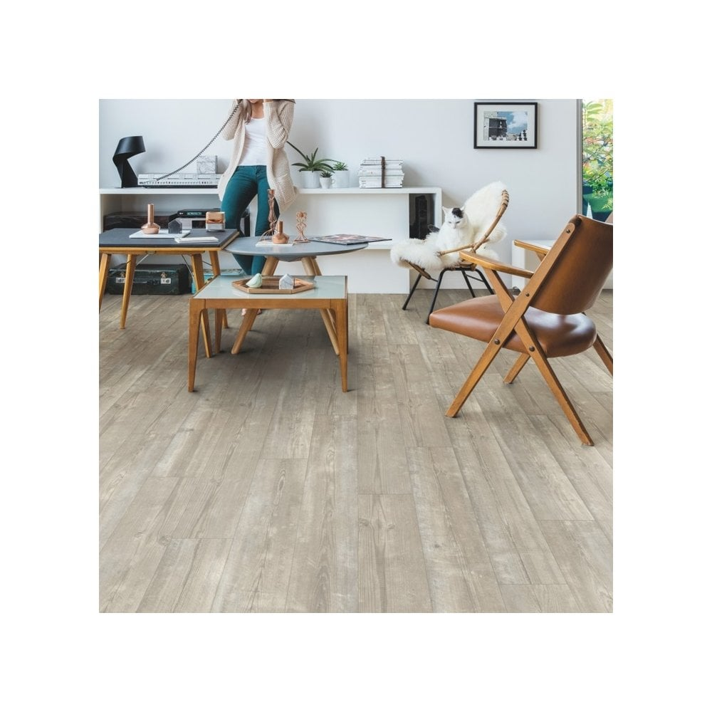 Quickstep Livyn Pulse Click Vinyl Flooring 2 22m2 Pack Building